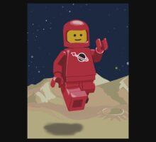 LEGOnaut by carljagt