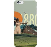 1880 iPhone Case/Skin