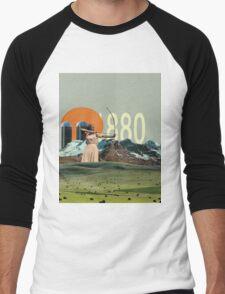1880 Men's Baseball ¾ T-Shirt