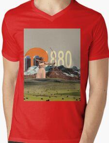 1880 Mens V-Neck T-Shirt