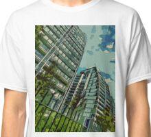 The Quays, Media City, Manchester Classic T-Shirt