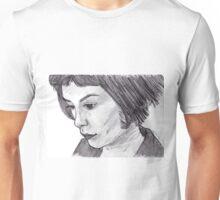 Audrey Tautou Unisex T-Shirt