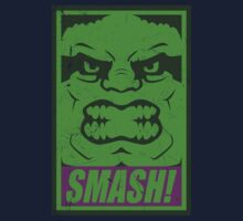 SMASH! - Distressed version by Blair Campbell