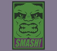 SMASH! - Undistressed version by Blair Campbell