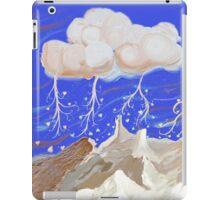 Snow Lady iPad Case/Skin