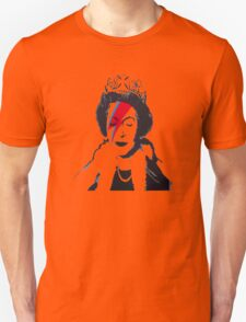 God Save The Queen Stencil T-Shirt