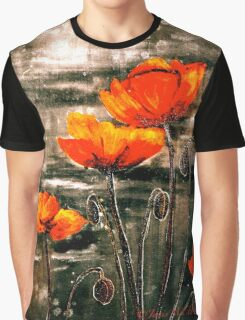 The Poppy Journals...Storm Graphic T-Shirt