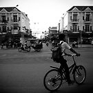 Cambodia Noir - The Ride Home by Tyson Battersby