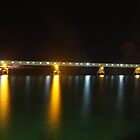 Wallaroo Jetty at Night part 2 by Stuart Daddow Photography