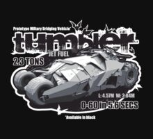 The Tumbler by warbucks360
