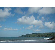 pangandaran beach Photographic Print