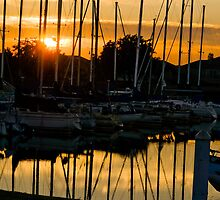 Sail Club @ Sunrise by HanieBCreations