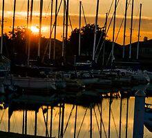 Sail Club @ Sunrise by HanieBCreations