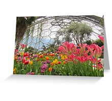 Flowers of Eden Greeting Card