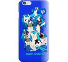 Vinyl Scratch Phone cover iPhone Case/Skin