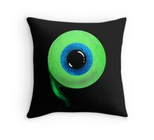 JackSepticEye logo Throw Pillow