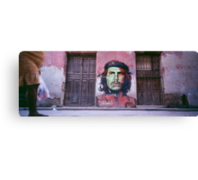 Che Guevara graffiti. Canvas Print