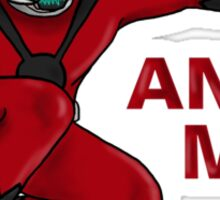Ant Man Sticker