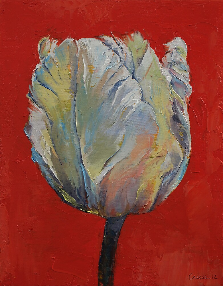 Tulip by Michael Creese