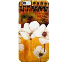 The Poppy Journals...The Five in White iPhone Case/Skin