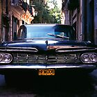 Chevrolet Bel Air, Havana. by johnboucher