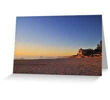 COTTESLOE BEACH, WESTERN AUSTRALIA Greeting Card