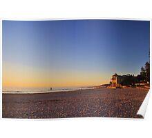 COTTESLOE BEACH, WESTERN AUSTRALIA Poster