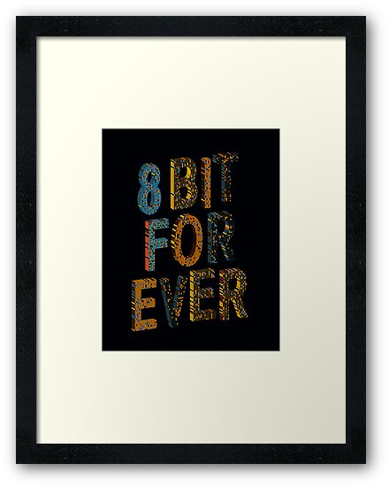8 bit for ever by frederic levy-hadida