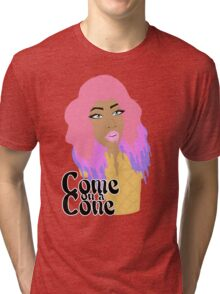 Come on a Cone Tri-blend T-Shirt