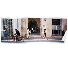 Trinidad Post Office, Cuba Poster