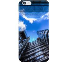 Lloyd's of London and Cheese Grater iPhone Case/Skin