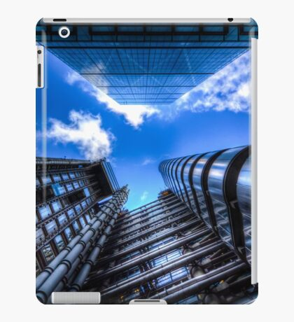 Lloyd's of London and Cheese Grater iPad Case/Skin