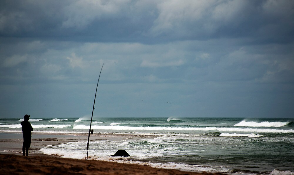 Gone fishin.....  Northland NZ by Jenny Dean
