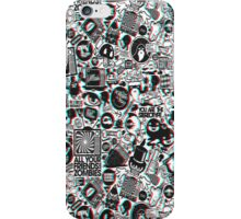 3D Comic Art iPhone Case/Skin