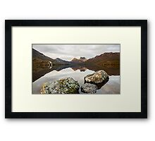 Classic Cradle Framed Print