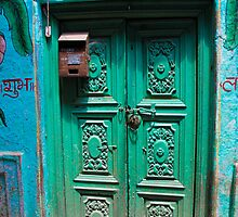 Green Door by KerryPurnell