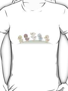 Five little ducks T-Shirt