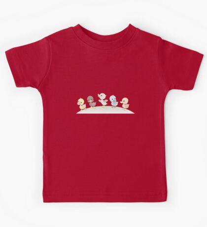 Five little ducks Kids Tee