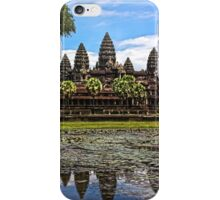 Ankor Wat temple iPhone Case/Skin