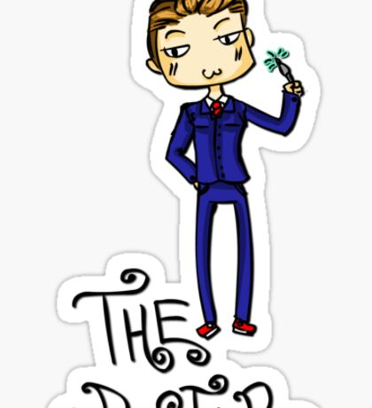 The Doctor - SD Sticker