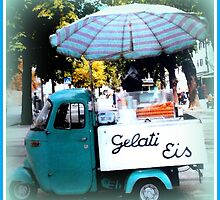 Gelati in Brunico! by ©The Creative  Minds
