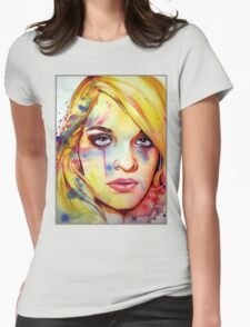 Jemma (VIDEO IN DESCRIPTION!!) Womens Fitted T-Shirt