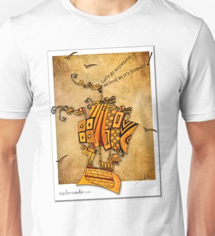 Let's go away... Unisex T-Shirt