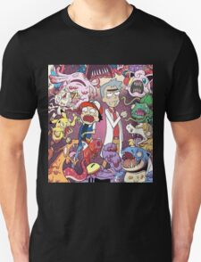 Rick and Mortymon T-Shirt