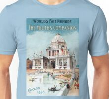 Vintage 1893 Chicago World's fair expo  Unisex T-Shirt