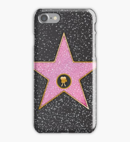 Celeb Movie Star iPhone Case/Skin