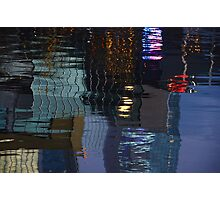 city submerged Photographic Print