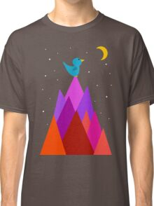 The Moon is my friend Classic T-Shirt