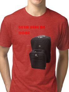 Going to Guam Tri-blend T-Shirt