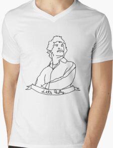 Hot Rod - Let's Party Mens V-Neck T-Shirt